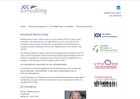 JCC Consulting<br />